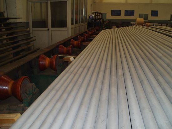2507/1.4410 Seamless Stainless Steel Round Tube